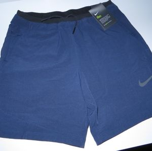 Bnwt Mens Nike Pro tech pack flex running shorts